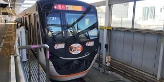 東急大井町線「Q-TRAIN」有料座席運用外は…